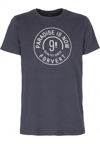 Forvert T-Shirts Philipp navy Vorderansicht