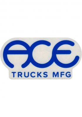 Ace Standart Logo Sticker 6""