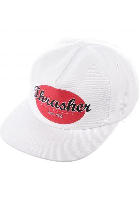 Thrasher Oval Snapback