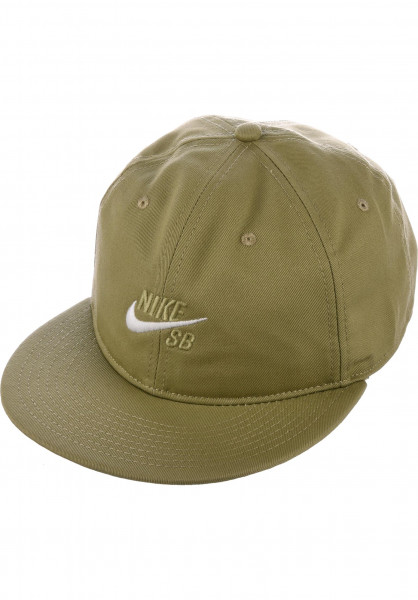 0678e723dacc ... where to buy nike sb caps pro vintage neutralolive pinegreen  vorderansicht 54614 0aced