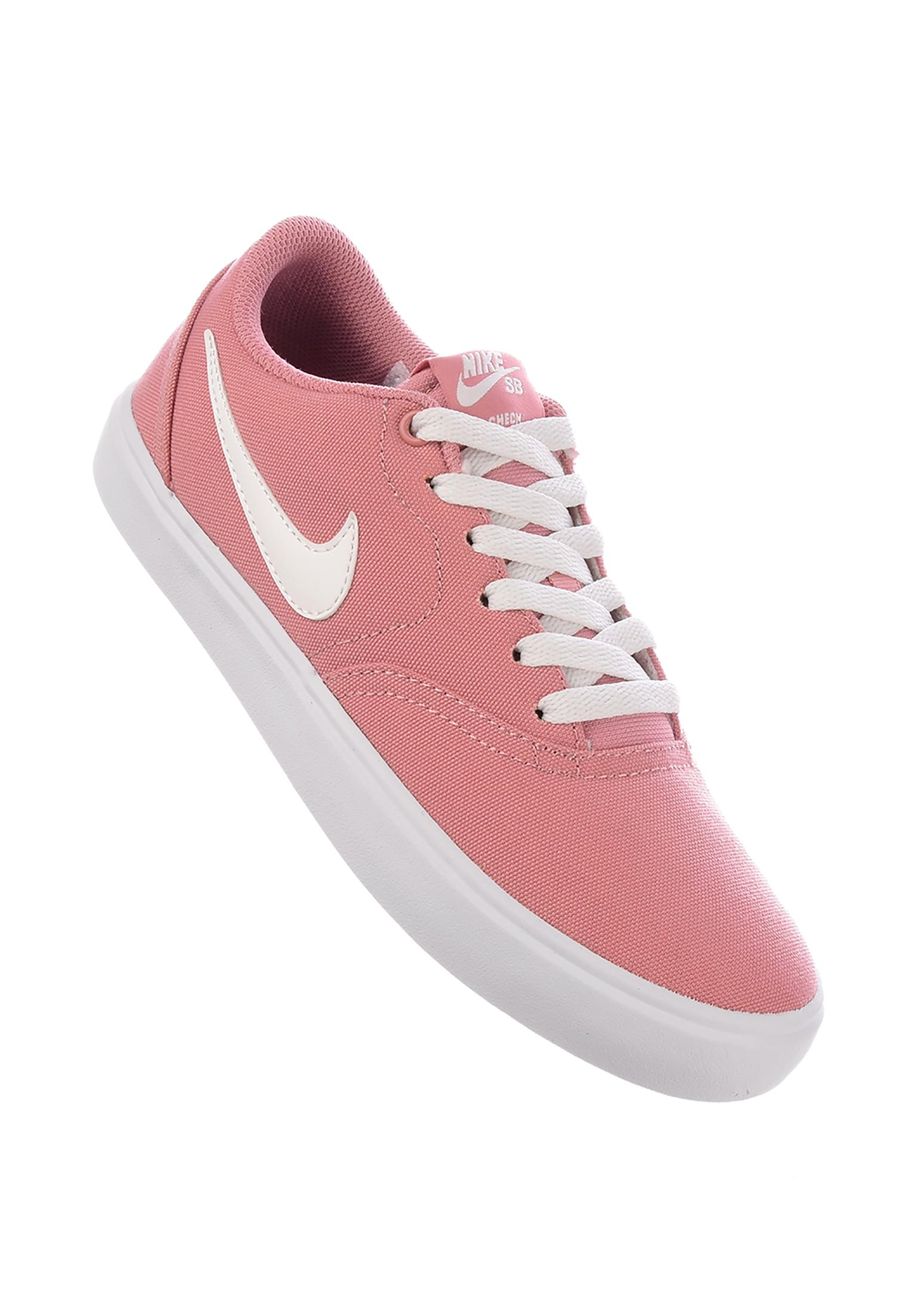 finest selection ddcf9 b6e2d SB Check Solarsoft Nike SB All Shoes in rustpink-summitwhite-black for Women    Titus