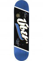 ÿBER Skateboard Decks Brew blue-black Vorderansicht