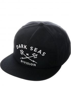 Dark Seas Tridents Snapback Unstructured