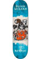 blood-wizard-skateboard-decks-rennie-dogs-white-blue-orange-vorderansicht-0265718