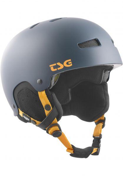 TSG Snowboardhelme Gravity Solid Color satin obscurity Vorderansicht 0750089