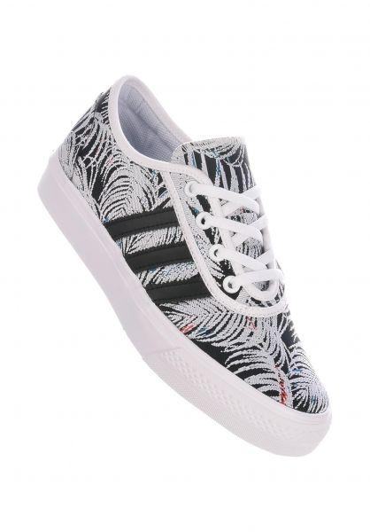 adidas Alle Schuhe Adi-Ease white-coreblack-activeteal vorderansicht 0612510