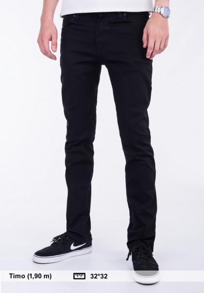 Reell Jeans Skin 2 black Vorderansicht