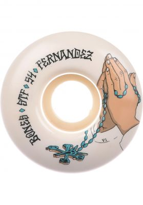 Bones Wheels Rollen STF Fernandez Prayer 83B V1