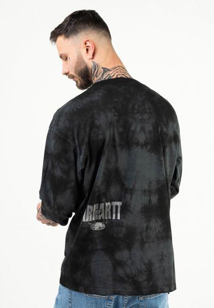 Carhartt WIP Longsleeves Tab chromo-black-white vorderansicht 0383986