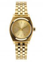 Nixon Uhren The Small Time Teller all-gold Vorderansicht