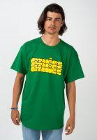 etnies-t-shirts-slop-green-vorderansicht-0321412