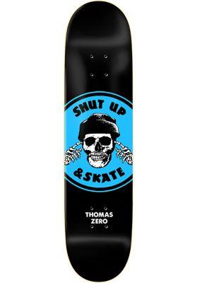 Zero Thomas Shut Up And Skate