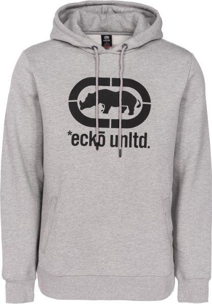 Ecko Hoodies Unltd. Base heathergrey vorderansicht 0444919