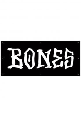"""Bones Wheels Bones Banner 42"""" x 16"""""""