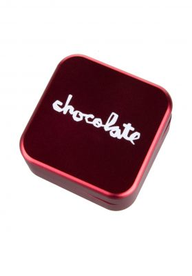 Chocolate Red Square Grinder