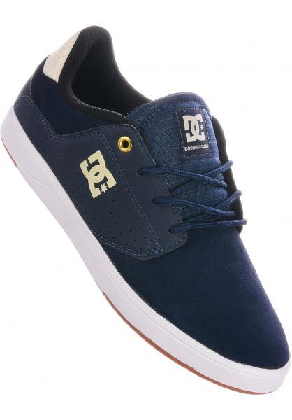 DC Shoes Alle Schuhe Plaza TC navy vorderansicht 0604443