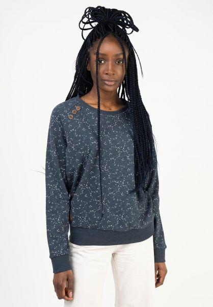 Ragwear Sweatshirts und Pullover Johanka navy 121 vorderansicht 0422742