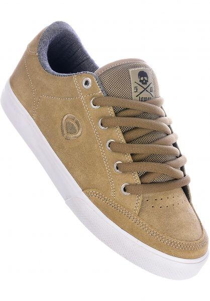 C1RCA Alle Schuhe Lopez 50 clay-white vorderansicht 0603205