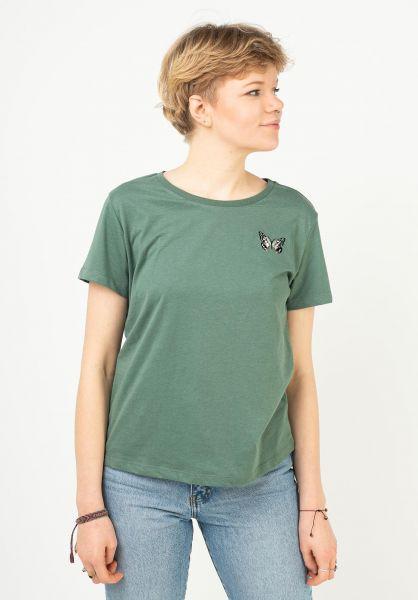 Mazine T-Shirts Dixie forest vorderansicht 0322273
