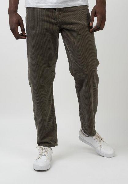 Carhartt WIP Jeans Newel Pant (Cropped) moorrinsed vorderansicht 0227155