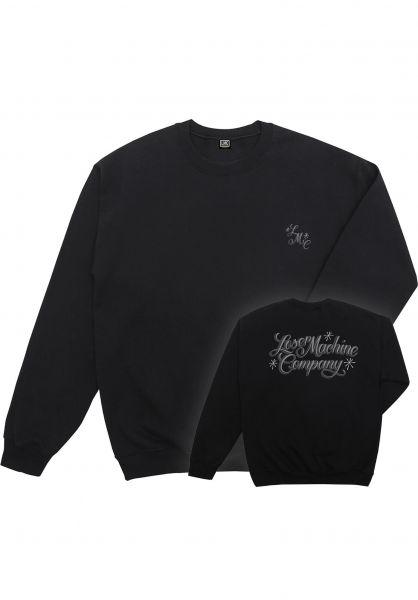 Loser-Machine Sweatshirts und Pullover El Camino black vorderansicht 0422928