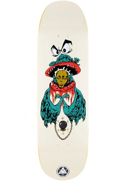 Welcome Skateboard Decks Vitim Of Time Baculus 2 bone vorderansicht 0267290