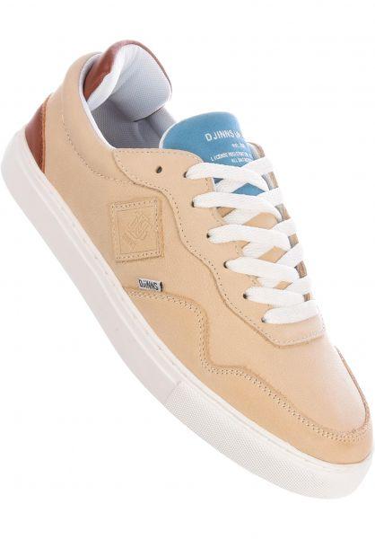 Djinns Alle Schuhe Awaike T-Sport sand-cognac-blue vorderansicht 0604522