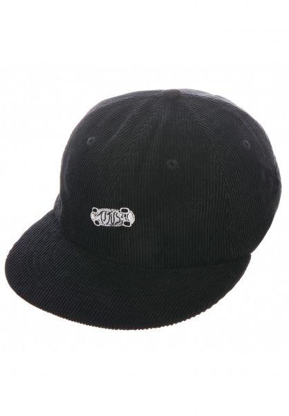 TITUS Caps Board Cap black vorderansicht 0566700