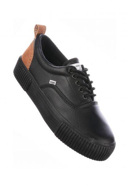 Djinns Alle Schuhe Sub Age Dapper black-black Vorderansicht