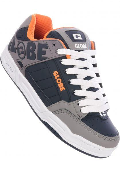 Globe Alle Schuhe Tilt grey-navy orange vorderansicht 0601279