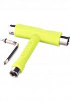 Unit-Skate-Tools-T-Tool-limegreen-Vorderansicht
