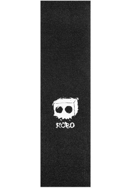 ROBOTRON Griptape Skull black vorderansicht 0142240