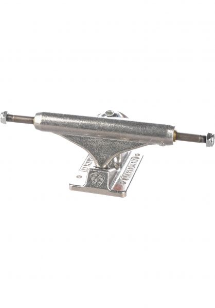 Independent Achsen 129 Polished Mid silver vorderansicht 0122828