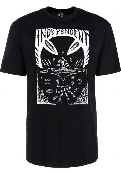 Independent T-Shirts Hitz Ritual black Vorderansicht