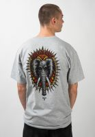 powell-peralta-t-shirts-vallely-elephant-heathergrey-vorderansicht-0398799