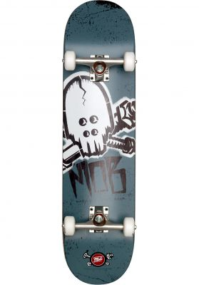 MOB-Skateboards Skull Stencil