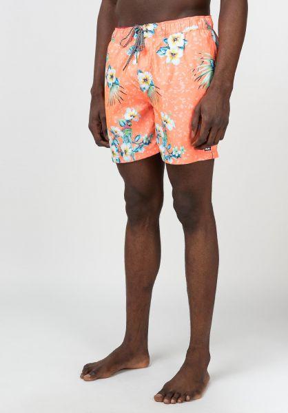 Billabong Beachwear Sundays LB neonmelon vorderansicht 0205390