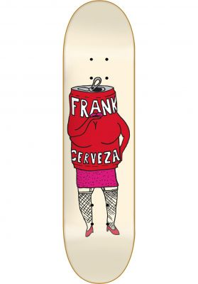 Frank Skateboards Sexy Beer