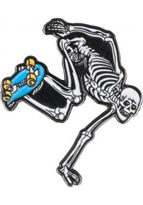 Powell-Peralta Skeleton Lapel Pin
