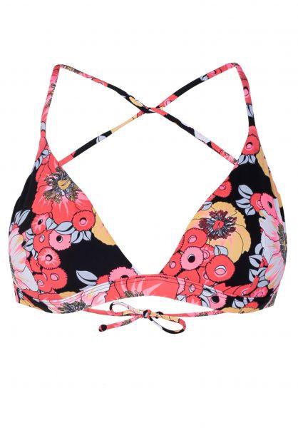 Billabong Beachwear S.S Cross Back Bikini-Top flowers vorderansicht 0205436