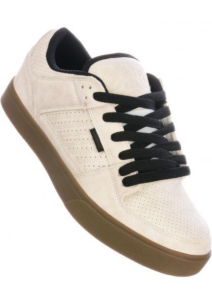 Osiris Alle Schuhe Protocol white-darkgum vorderansicht 0603252