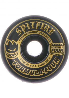Spitfire Formular Four Conical Full Blackouts 99A Bronze GESPERRT