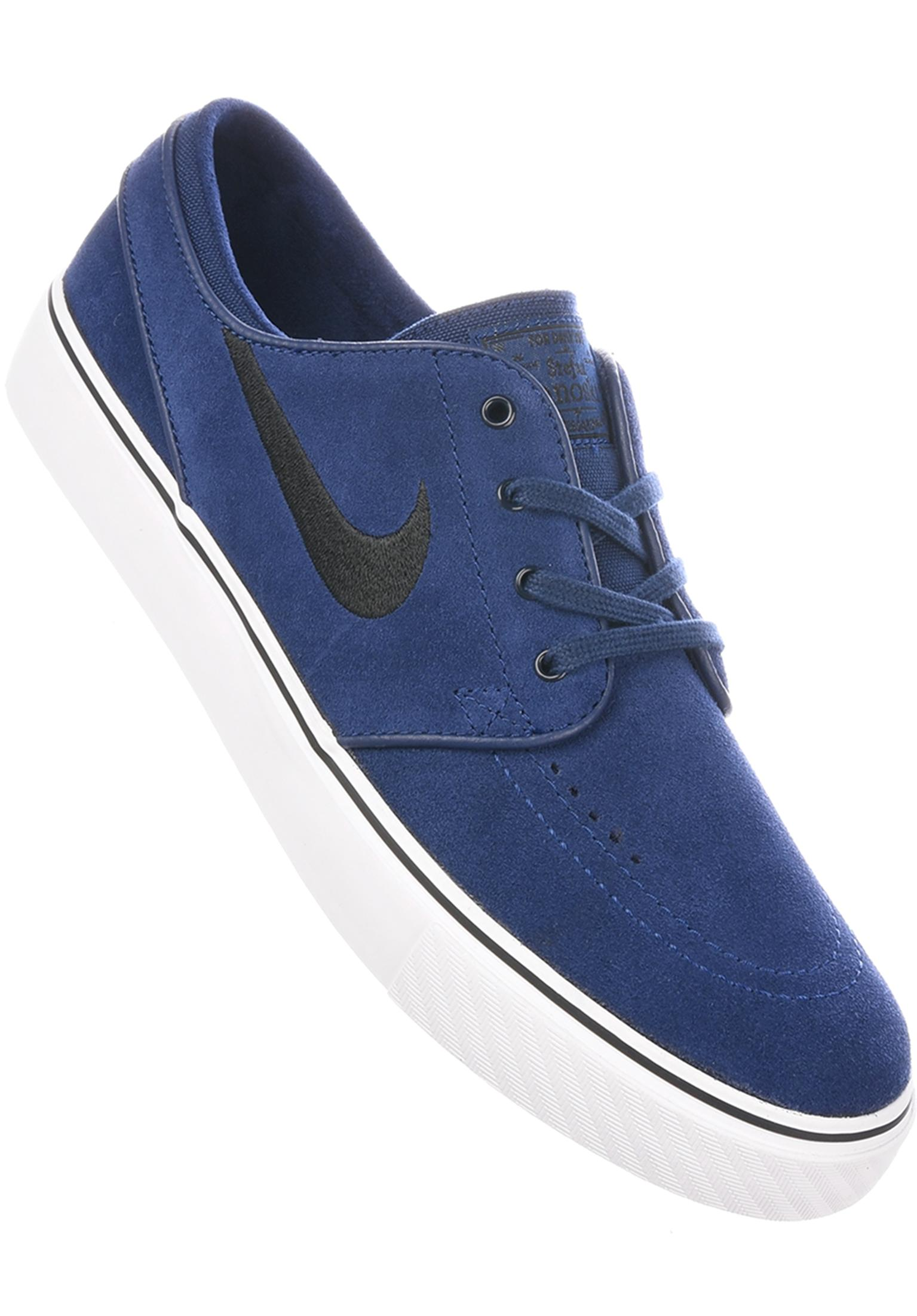 online store 0477d a1424 Zoom Stefan Janoski Nike SB All Shoes in binaryblue-black for Men | Titus