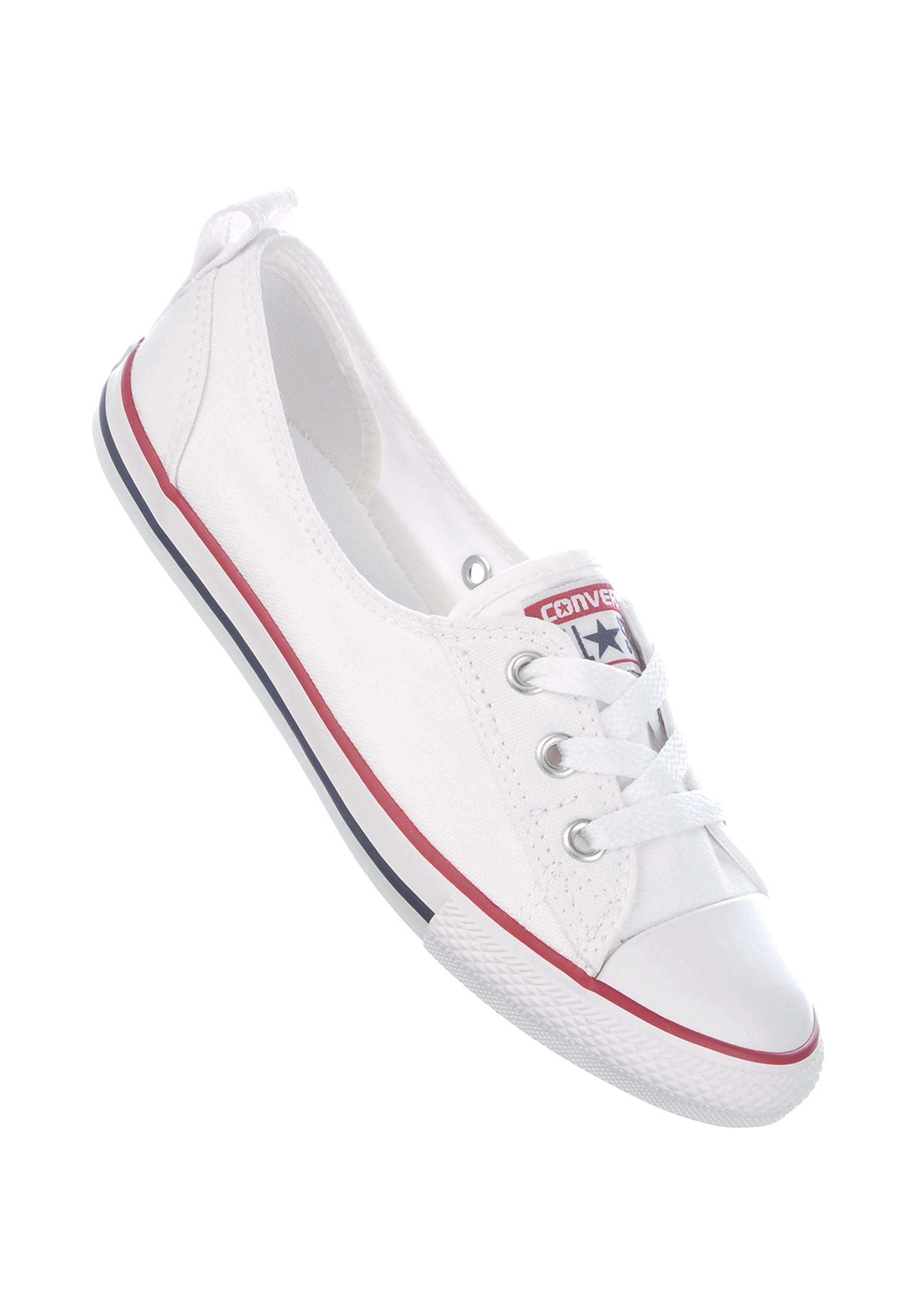 e936e9f7a671 Ballet Lace Converse All Shoes in white for Women