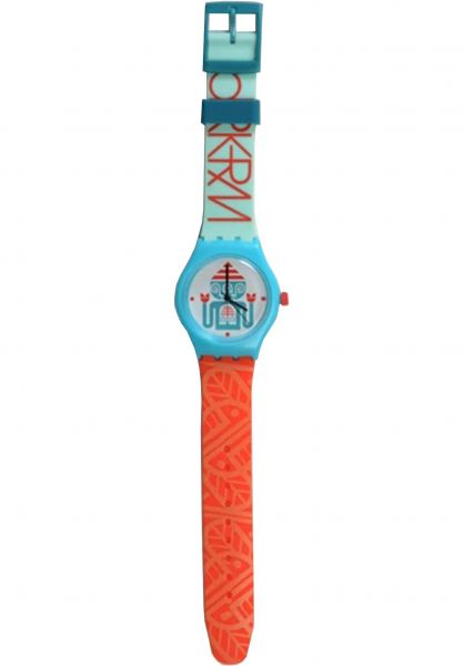Darkroom Uhren Triclops multicolored vorderansicht 0810383