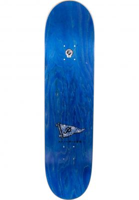 Primitive Skateboards Salabanzi Kaiju Glow In The Dark