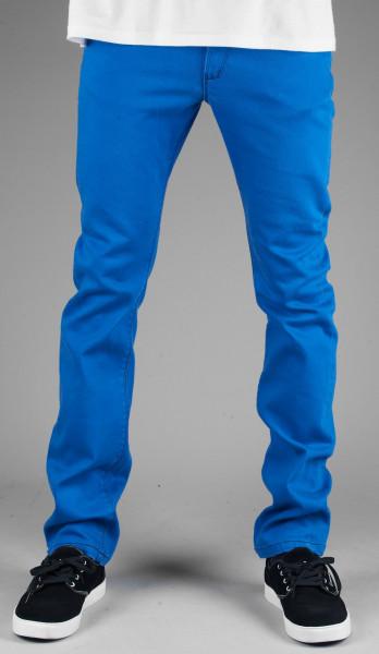 Reell Jeans Skin cobalt-blue Vorderansicht