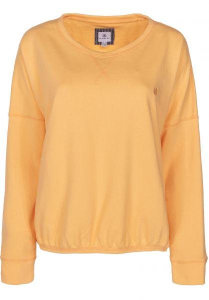 Element Sweatshirts und Pullover Keegan banana vorderansicht 0422271