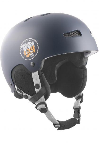 TSG Snowboardhelme Gravity Graphic Design ball team Vorderansicht 0750090
