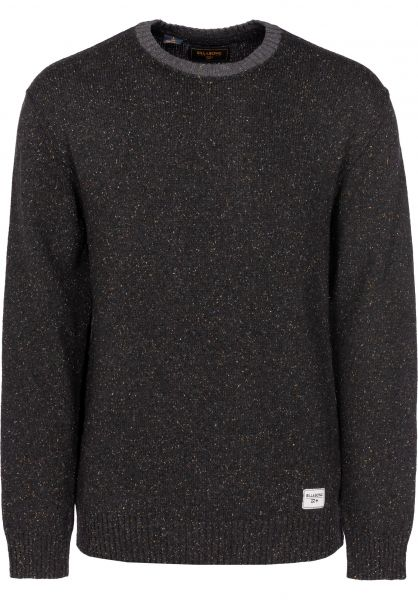 Billabong Strickpullover Oceanside Sweater coffee Vorderansicht 0144029